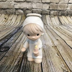 Precious Moments The First Noel 1982 Collectible